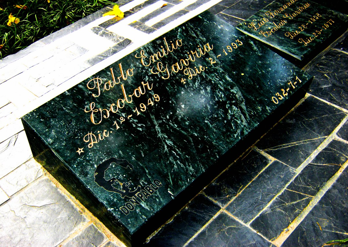 Pablo Escobar Tour In Medellin