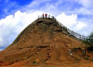 Schlammvulkan del Totumo