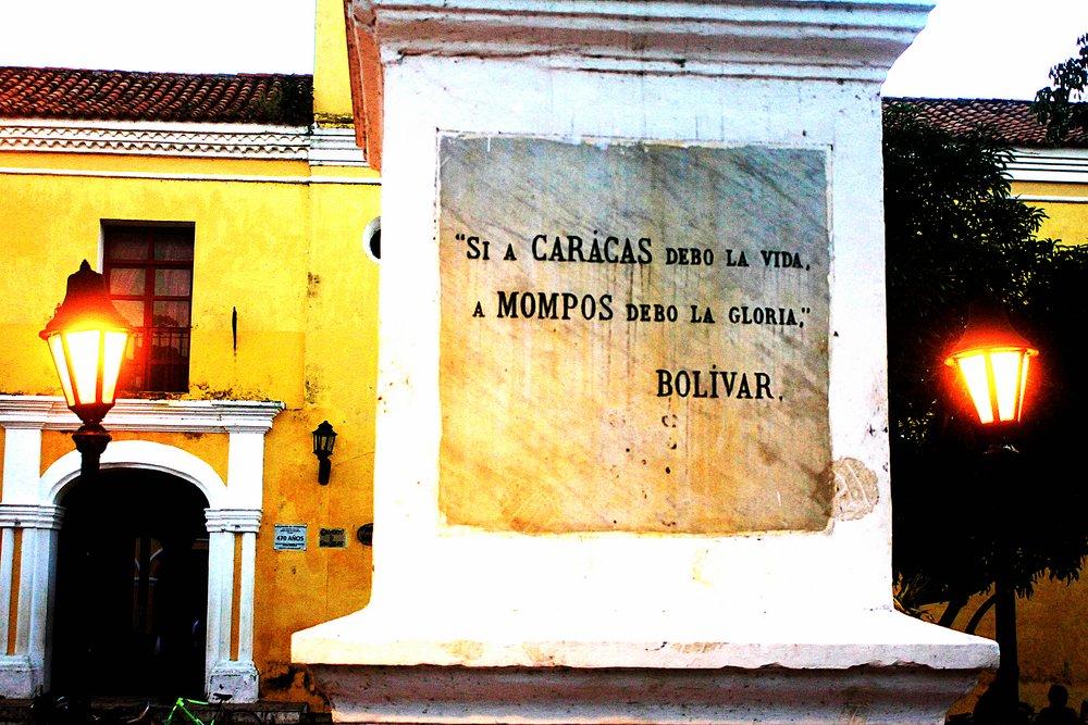 Mompos Bolivar