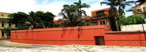 Gabriel Garcia Marquez' Anwesen