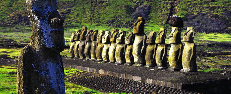 Rapa Nui Fotos Osterinsel