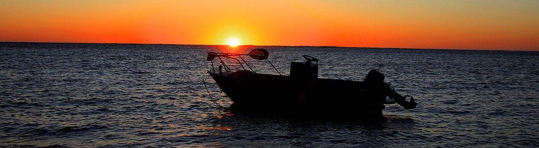 Sonnenuntergang Westküste Australien