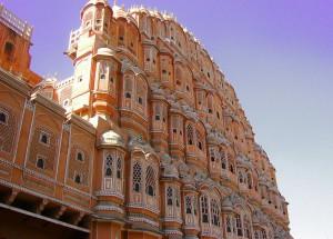 Jaipur, Pink/Terracotta-City