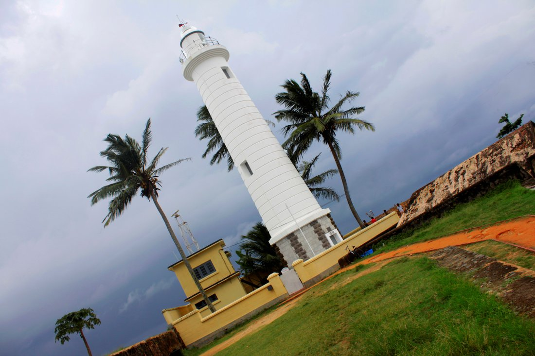 Galle, Sri Lanka, Lighthouse