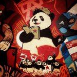 Make Pandaism Great Again!  lisboa streetart panda maozedong lisbonhellip