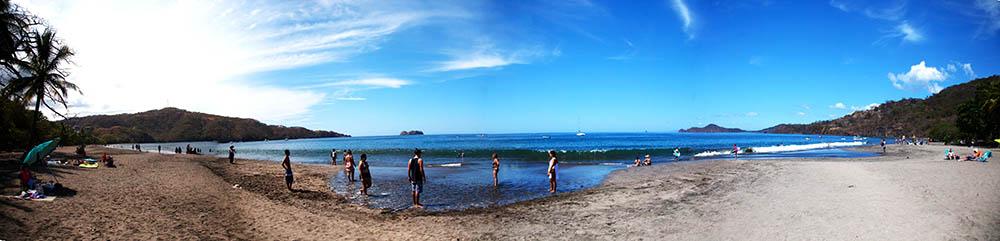Coco Costa Rica Strand Pazifik